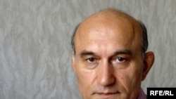 Старшыня КХП-БНФ Зянон Пазьняк.