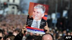 Dokazane ubice su osuđene na višedecenijske kazne, političko saučesništvo nikada nije dokazano: Marš za Đinđića, Beograd, 12. mart 2013.