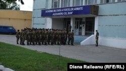 "Academia militară ""Alexandru cel Bun"""