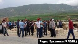 Дагестан -- Леш болх беш хилла меттиг. Лавашан кIошт. 2013.