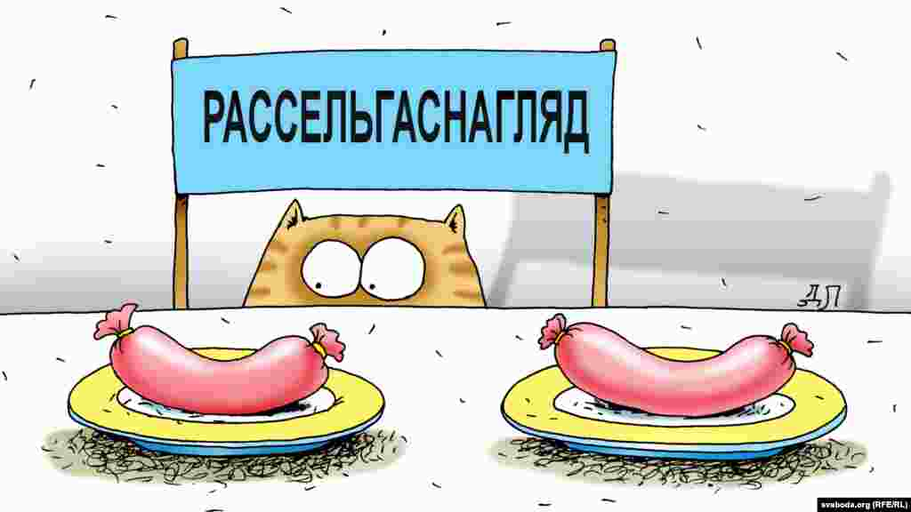 Рассельгаснагляд дазволіў Жлобінскаму і Калінкавіцкаму мясакамбінатам аднавіць пастаўкі сваёй прадукцыі у Расею.