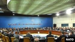 Заседание Совета Россия-НАТО в Брюсселе