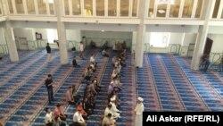 В мечети в Актобе. 9 июня 2016 года.
