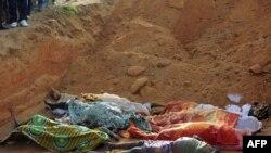 صدها نفر مسيحی جان خود را در درگیری های اخیر در نیجریه از دست دادند.