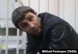 Заур Дадаєв у Басманному суді. Москва, 8 березня 2015 року