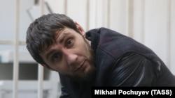 Заур Дадаев, предполагаемый исполнитель убийства Бориса Немцова