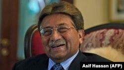 Покистоннинг собиқ президенти Парвез Мушарраф.