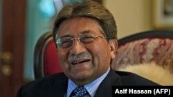 Пәкістанның экс-президенті Первез Мушарраф.
