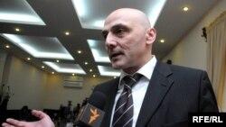 """Лидер партии """"Картули даси"""" Джонди Багатурия"""