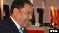 Балташ Тұрсынбаев, оппозициялық саясаткер.