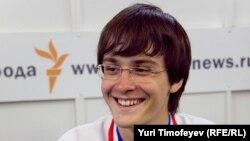 Алексей Пахарев, обладатель золотой медали Международной математической олимпиады 2011