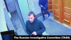 Михаил Жлобицкий, который, по версии следствия, устроил взрыв