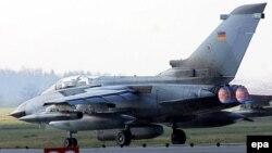 Новыя бомбы адаптаваныя для выкарыстаньня зь нямецкіх зьнішчальнікаў-бамбавікоў Tornado