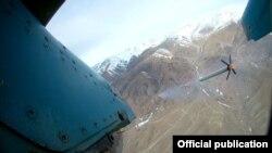Фото авиабазы ОДКБ «Кант».