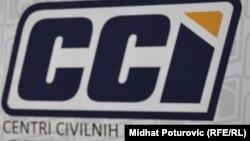 Centri civilnih inicijativa (CCI), logo