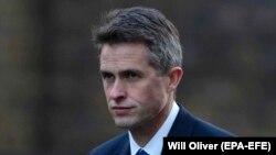 Ministri i Mbrojtjes i Britanisë,Gavin Williamson.
