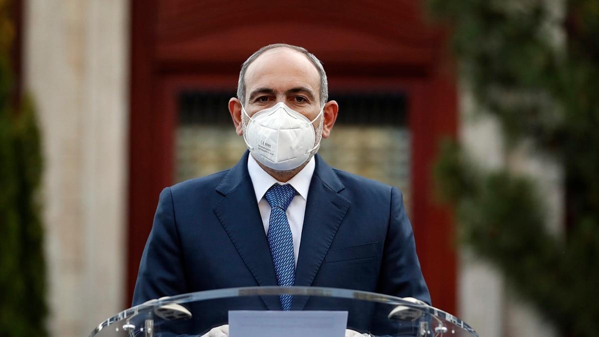 Премьер отметил признаки «начальной стабилизации» в случаях коронавируса в Армении