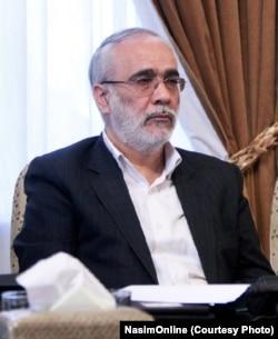 حسین محمدی از چهرههای متنفذ دفتر رهبر جمهوری اسلامی
