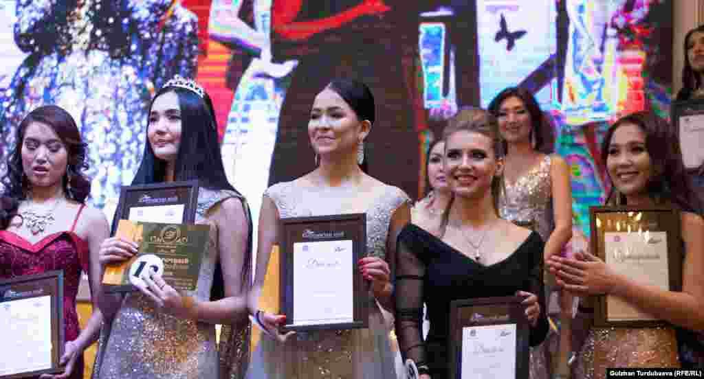 В последние годы в Кыргызстане проводится много конкурсов красоты.