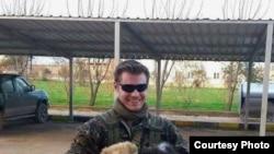 الاسترالي آشلي جونستون، قتل في معارك سوريا