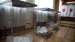 Российские выборы в Крыму, архивное фото