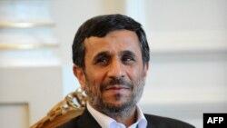 Iranian President Mahmud Ahmedinejad