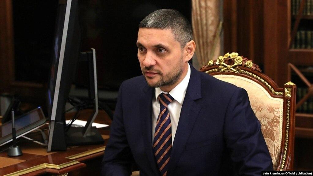Александр Осипов назначен временным главой Забайкальского края