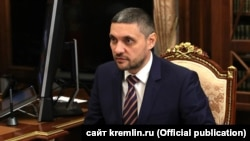 Врио главы Забайкалья Александр Осипов, участвующий в выборах как самовыдвиженец