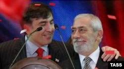 Mixeil Saakaşvili ilə