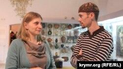 Rustem Skibin ve Yelena Soboleva