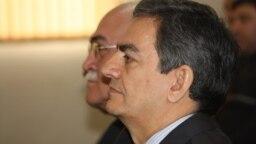Əli Kərimli və İsa Qəmbər, 18 fevral 2012