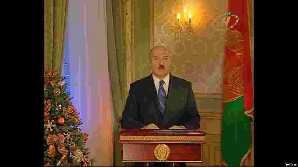Выступ Лукашэнкі ў 2011 годзе