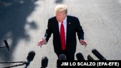 Presidenti amerikan Donald Trump