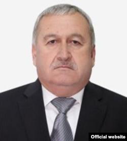 Абдусалом Қурбонов, вазири молияи Тоҷикистон.
