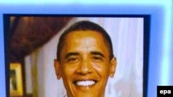 Сенатор Барак Обама - кандидат на посаду президента США від Деморкатичної партії