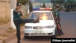 Большинство ташкентских милиционеров живут в общежитиях МВД.