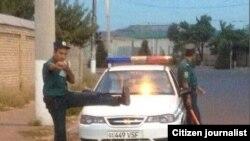 Тошкент шаҳридаги милиционерларнинг кўпи вазирлик ëтоқхоналарида яшайди.