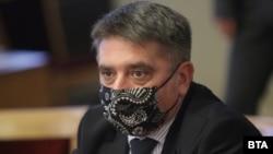 Bulgarian Justice Minister Danail Kirilov (file photo)
