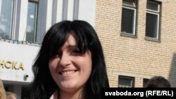 Наста Палажанка, суд, 2011