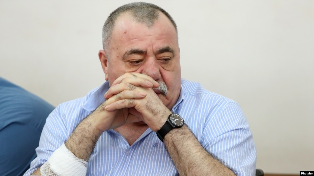 Офис омбудсмена: По оценке врачей, состояние здоровья Манвела Григоряна стабильно тяжелое