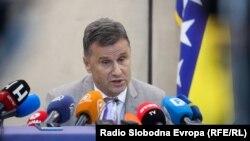 Premijer FBiH Fadil Novalić, arhivska fotografija