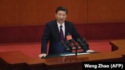 Генеральный секретарь КПК Си Цзиньпин.