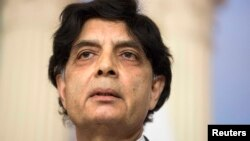چوهدري نثار علي خان