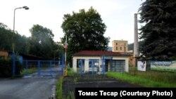 Liglass Trade CZ компаниясынын активинде бар кароосуз калган айнек заводу. 17-июль, 2017. Чехия