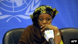The treatment of Yazidi women, in particular, has been marked by contempt and savagery, says Zainab Bangura, the UN envoy on sexual violence.