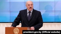 Alyaksandr Lukaşenka