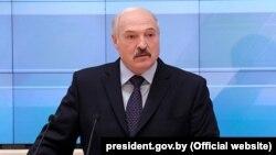 Претседателот на Белорусија, Александар Лукашенко