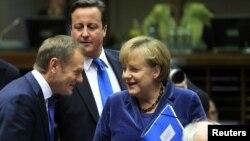 برخی از رهبران اتحادیه اروپا در نشست روز چهارشنبه در بروکسل