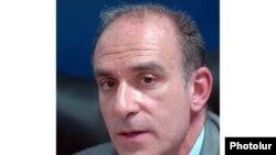 Armenia -- Aristomene Varoudakis, head of World Bank's Yerevan office, 12Jun2009