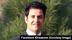 فریدون خوزون، سخنگوی شورای عالی مصالحه ملی افغانستان